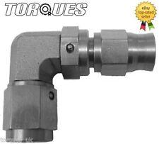 AN -4 (AN4 4AN) 90 Degree Stainless Steel Hose Fitting