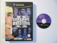 LEGENDS OF WRESTLING 2 - NINTENDO GAMECUBE