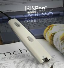 IRISPen EXPRESS 6 ASIAN Pen Scanner - Character Recognition / EMS Free Ship.