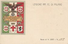 A5517) LEGIONE CARABINIERI REALI DI MILANO.