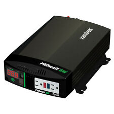 Xantrex Prowatt SW2000 2000W True Sinewave Inverter Dual GFCI USB 806-1220
