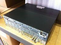 Cisco 3845 Security Bundle CISCO3845-SEC/K9 2 x 10/100/1000 Mem/Flash Upgrade Av