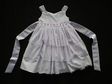 NEW MARMELLATA LAVENDER  WEDDING SPECIAL OCCASION GIRLS DRESS (B47) SZ 4