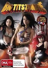Big Tits Zombie NEW R4 DVD