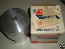 NOS Yamaha 1970 RT1 1st O/S Piston .25 80.25 275-11635-00