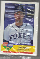 1994 ALEX RODRIGUEZ 1ST RC + APPLETON FOXES MINOR TEAM PROCARDS SET