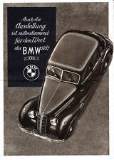BMW - 326  -  Prospekt  - 1936  - Deutsch - nl-Versandhandel