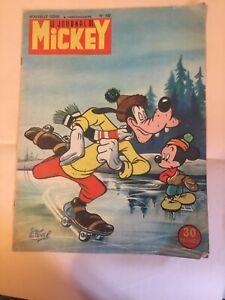 le journal de mickey Hebdomadaire #192 De 1956
