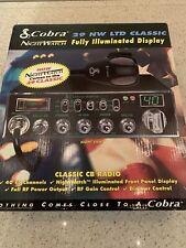 Cobra 29 NW LTD Classic CB Radio with Nightwatch Illuminated Front Panel