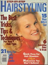 Hairstyling No.11 1993 Tricks Tips Technique 020918DBE