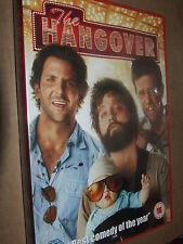 THE HANGOVER Bradley Cooper DVD