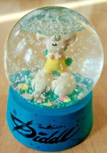 Diddl Maus - ( Schneekugel ) - Sammelfigur - für Sammler und Fan´s !!!!!