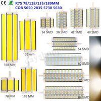Dimmable R7S SMD/COB J78/J118 78mm 118mm LED Corn Bulb Flood Light Lamp