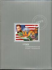 UNITED STATES 1999 OFFICIAL USPS COMMEM YEAR BOOK SOLD FOR  $39.95 BY THE USPS