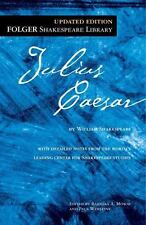 The Tragedy of Julius Caesar by William Shakespeare Paperback Folger Library
