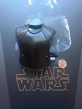 Hot Toys Star Wars Ep IV Death Star Gunner Noir Poitrine Armour loose échelle 1/6th