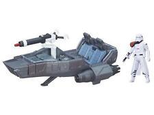 Star Wars Episode VII Class II Vehicle W 1 First Order Snow Speeder