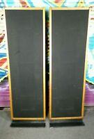 Pair MAGNEPAN MG-II Magneplanar speakers