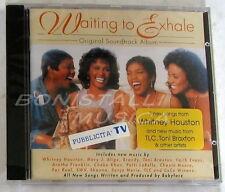 WAITING TO EXHALE - SOUNDTRACK O.S.T. - CD  Sigillato - Whitney Houston