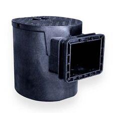 Savio Compact Skimmer Filter Base Unit Filters Up To 700 Gallon Pond - CS0000