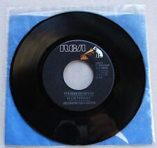 Elvis Presley 447-0628 It's Now Or Never / A Mess Of Blues * MINT- *