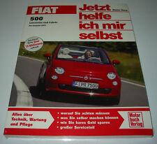 Reparaturanleitung Fiat 500 Limousine + Cabrio Benzin + Diesel ab 2007 NEU!
