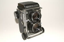 Mamiyaflex C220 Medium Format Camera