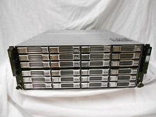 Dell Equallogic PS6100 ISCSI SAN Storage 24x 600GB 15K SAS Hard Drives PS6100XV