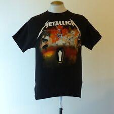 Metallica The Full Arsenal 2012 Canada Shirt L - T