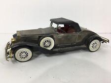 Vintage Radio Shack Rolls Royce AM Radio Replica 1931 Phantom II
