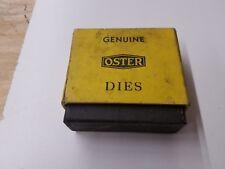 Teledyne Landis Oster Dies part #10303