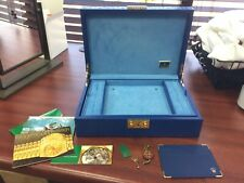 Rolex Vintage Watch and Jewelry Box 51.00.71 with Rolex key and other items
