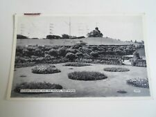 Vintage Postcard Sunken Gardens+The Mount, Fleetwood, Franked  1956 §A1508