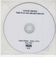 (GU32) Good Shoes, The Way My Heart Beats - 2010 DJ DVD