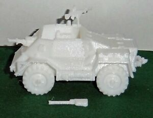 28mm 1/56 3D printed WWII British Indian Pattern Carrier Armoured Car