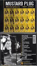 "MUSTARD PLUG ""Masterpieces 1991-2002"" (CD) 2005 NEUF"