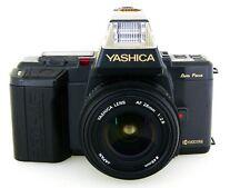YASHICA 230-AF Camera +AF 28/2.8 + AF 35-70 + AF 70-210+ Flash