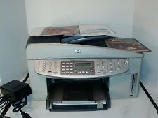 HP Office Jet 7210 All In One Scanner Fax Copy Print
