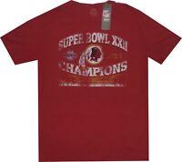 Washington Redskins Throwback Super Bowl 22 Champions Vintage Slim Fit Shirt