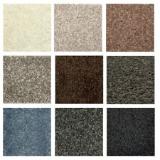 Teppich Teppichboden AW Tresor einfarbig grau kurzflor weich meterware