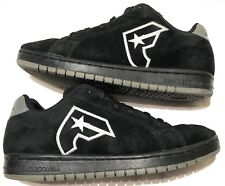 2003 DC SHOES COURT FAMOUS STARS AND STRAPS BLACK WHITE GREY 300078 10