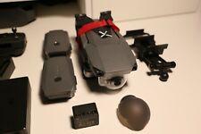 DJI Mavic Pro 4k Quadcopter Drone Volare ulteriormente Pack