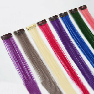 3PCS Clip in Remy Hair Extensions 100% Real Human Skin Weft Straight 14Colors