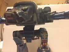 Warhammer 40K forgeworld Marte patrón Warhound Titan Con Certificado