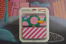 COVER PLATES CUBIERTA DECORATIVA No.017 NEW NINTENDO 3DS