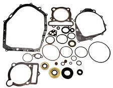 Yamaha Warrior 350, 1987-2004, Complete Gasket Set with Oil & Valve Seals