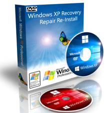 HP Windows XP MCE Recovery Boot Disk + Drivers + ISO Download 32 Bit SP3
