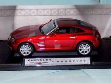Chrysler Crossfire 2003 MOTORMAX 73131 1:18