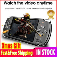 4.3Inch X6 8GB PSP Handheld Game Console Player Built-in Games Portable Console