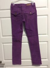 Mudd Purple Corduroy Pants Girls 10